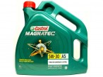 Castrol Magnatec, 5W30  А5, 4L  NEW (масло моторное)