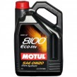 MOTUL 8100 ECO-LITE 0W-20 100% Synth. 4 L (моторное масло)