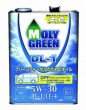 MOLY GREEN DL-1 5W30 4л Масло моторное