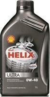 Shell Helix Ultra ,0W40 , 1L (масло моторное)