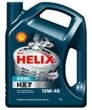 Shell Helix Diesel  HX7 ,  10W40, 4L(масло моторное)