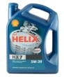 Shell Helix   HX7 ,  5W30, 4L (масло моторное)