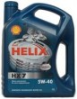 Shell Helix   HX7 ,  5W40, 1L (масло моторное)