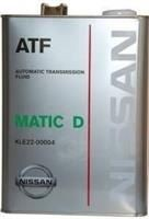 NISSAN Matic Fluid D, 4 L