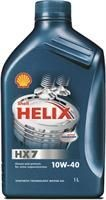 Shell Helix   HX7 , 10W40, 1L (масло моторное)